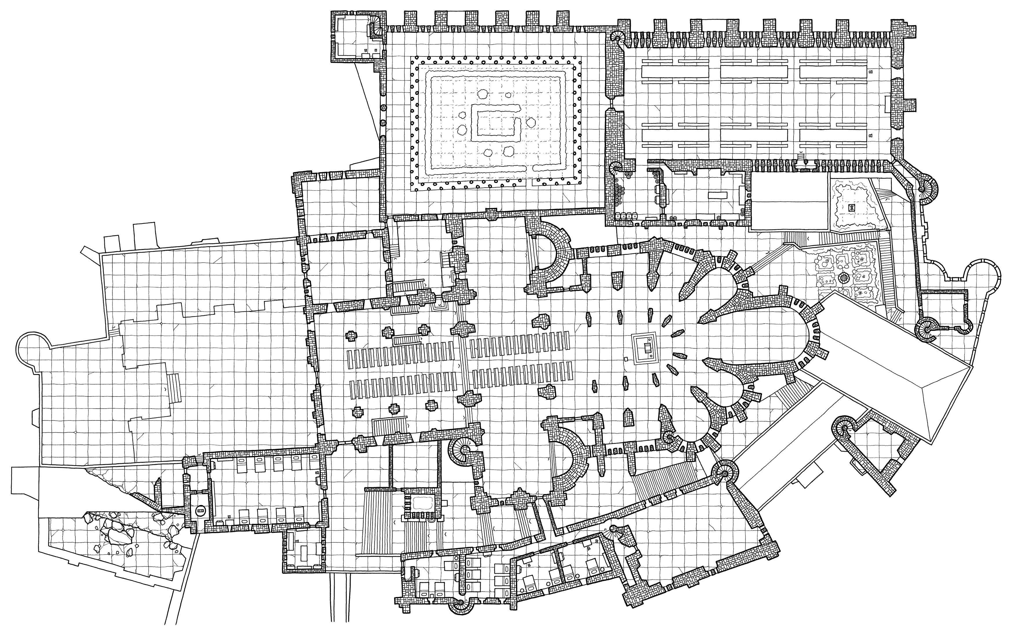 Mont-Saint-Michel – Work in Progress 7